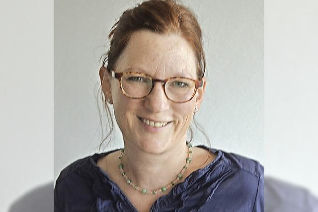 Elke Weiß verstärkt die SPD-Fraktion im Gemeinderat