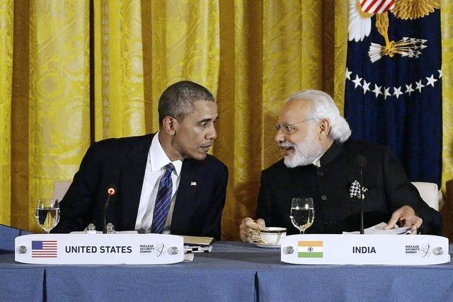 Gipfel gegen Atomterroristen