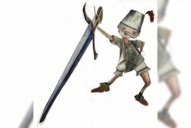 Der kleine Ritter Trenk kommt in die Stadthalle