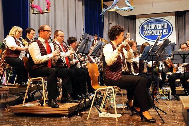 Musikverein Oberweier wagt sich an