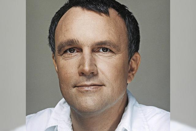 Nahost-Redakteur Michael Lüders stellt neuen Thriller vor