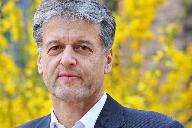Gunther Braun gewinnt Bürgermeisterwahl in Steinen