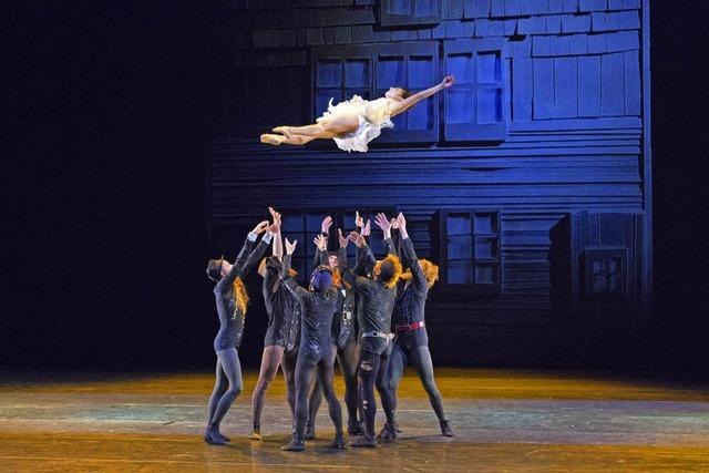 Galaabend zu Ehren Richard Wherlock als Ballettchef am Theater Basel