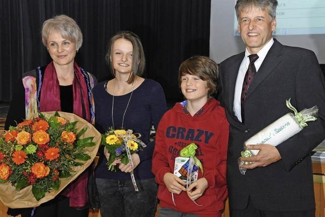 Gunther Braun wird mit Dreiviertelmehrheit zum neuen Bürgermeister von Steinen gewählt