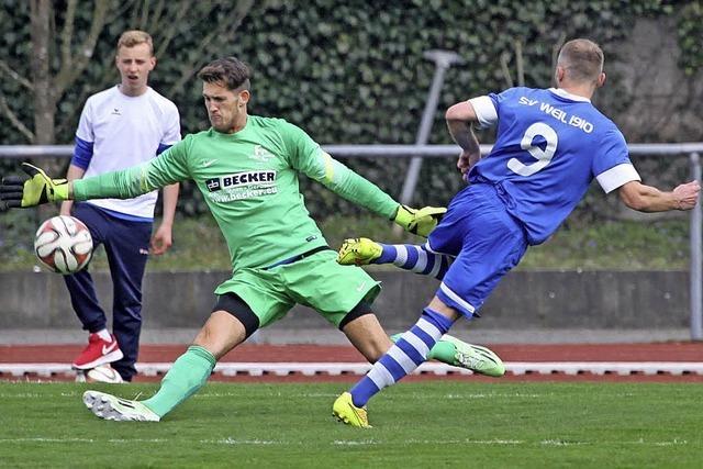 SV Weil verliert Spitzenspiel gegen FC Denzlingen mit 2:6