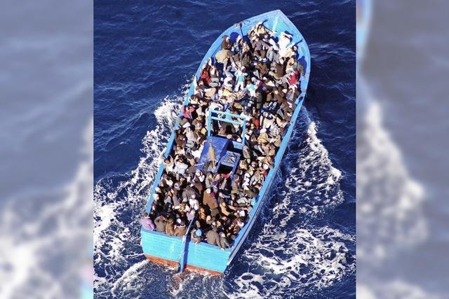 In Borg El-Megheisil beginnt die Reise vieler syrischer Flüchtlinge nach Europa