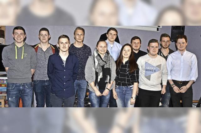 Julius Himmen führt den Jugendclub