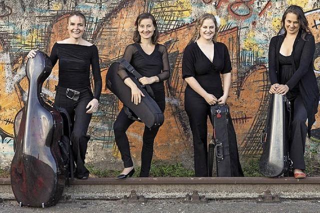 Vier preisgekrönte Musikerinnen konzertieren in der Stadthalle
