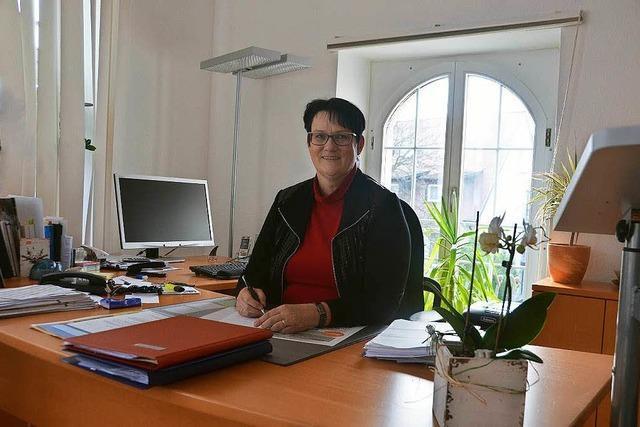 BZ-Interview mit Barbara Starz, Personalleiterin und Dezernentin im Breisacher Rathaus