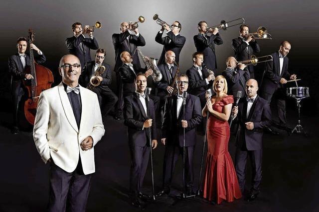 Glenn Miller Orchestra by Wil Salden im Burghof