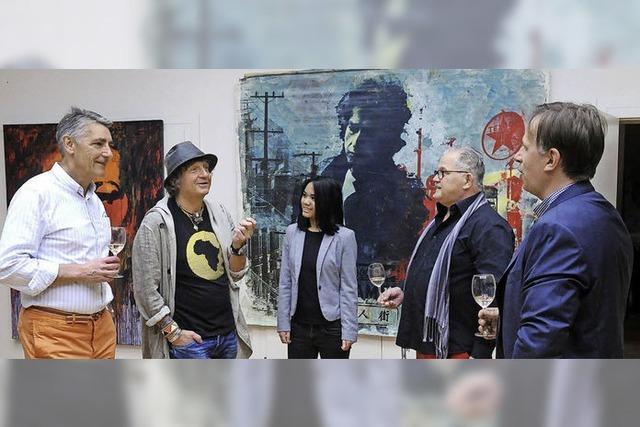 Andy Warhol lässt grüßen