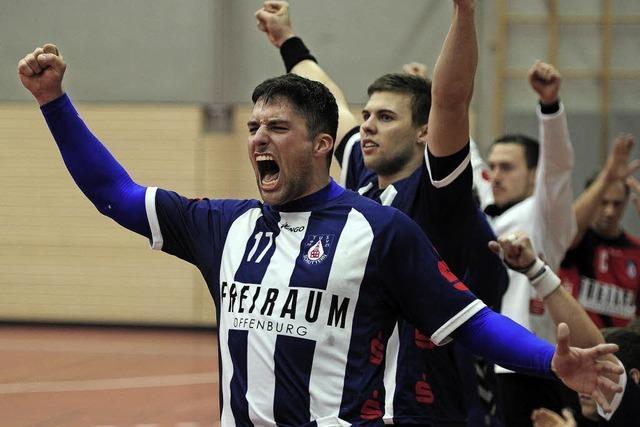 Florian Kopf erlöst sein Team