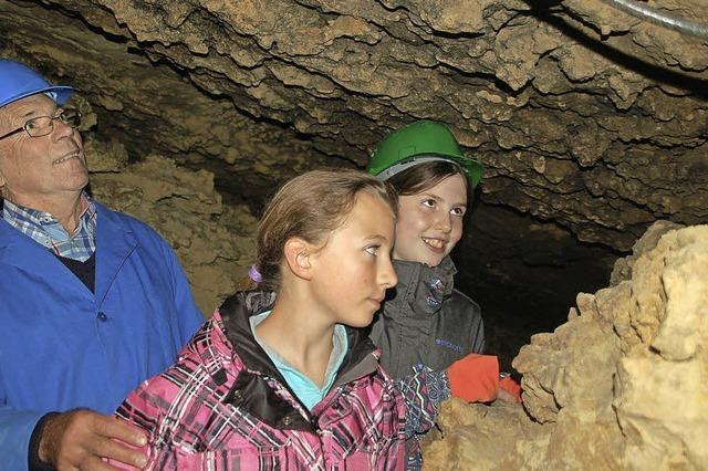 In die Welt der Höhle eintauchen