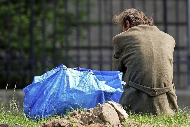 Projekt will verhindern, dass Menschen ihre Wohnung verlieren