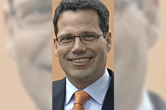 Alexander Ehrlacher ist neuer Vorstand der Familienheim Baugenossenschaft