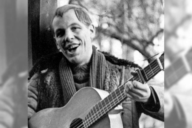 Ein Pionier des politischen Liedes