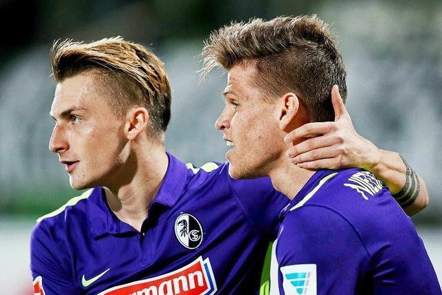 SC Freiburg siegt knapp in Fürth und führt Tabelle an