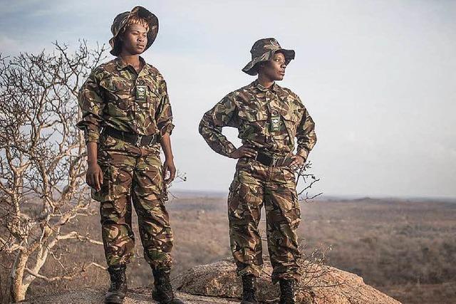 Frauenpower gegen Wilderer in Südafrika