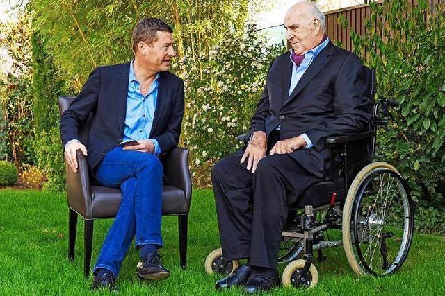 Helmut Kohl will Viktor Orban treffen