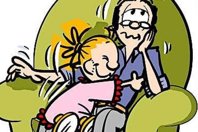 Lucy Backfisch: Bei diesem Blick wird Papa weich