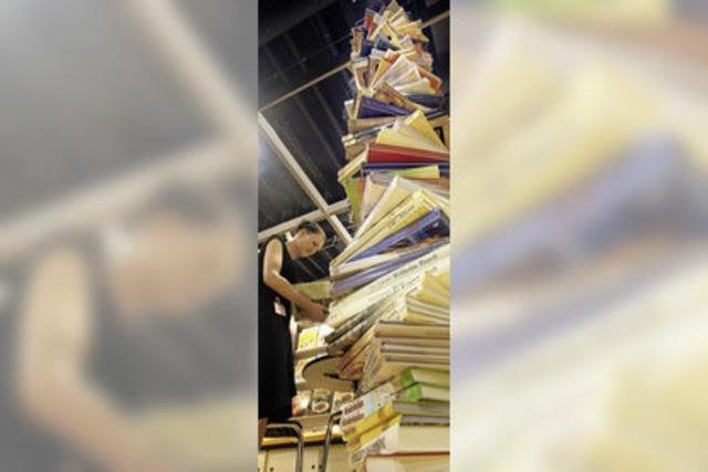 Neuigkeiten von der Buchmesse Leipzig in Hinterzarten
