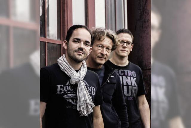 Landes-Jazzpreisträger Axel Kühn mit Trio und Programm