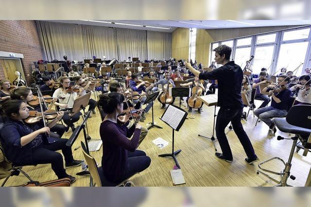 Das Symphonieorchester Crescendo will mit Musik die Welt verbessern