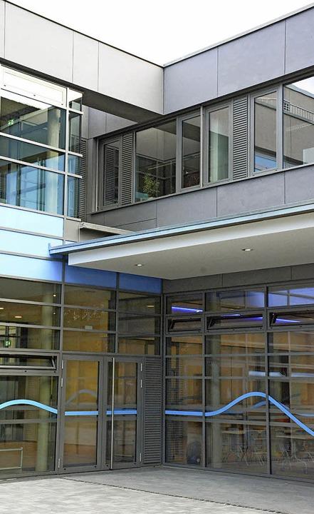 Rheinschule     Foto: Lauber
