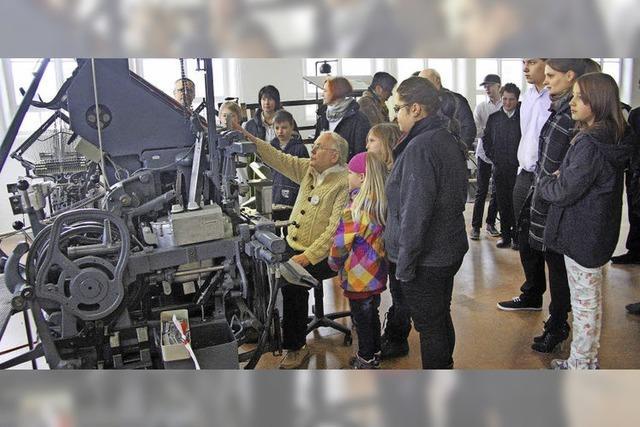 Alphornklänge stimmen auf neue Museumssaison ein
