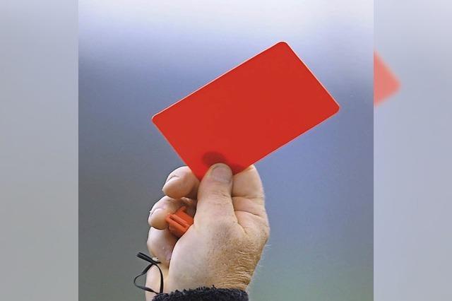 Sportstätten: Rote Karte von der SPD