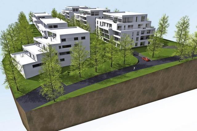 Weg frei für etwa 90 neue Wohnungen