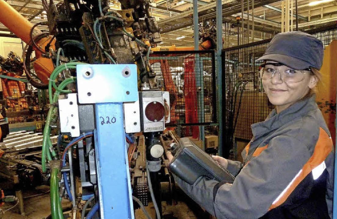 Mädchen profitieren auch in technischen Berufen von ihrer sozialen Kompetenz.   | Foto: Girl's- & Boys-Day