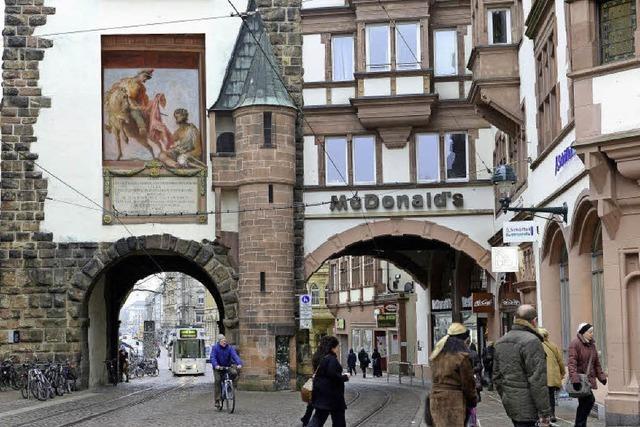 Die unendliche Geschichte ums Freiburger Martinstor