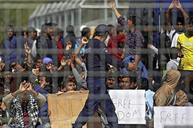 Kommission legt drei Varianten zur Verteilung der Flüchtlinge vor