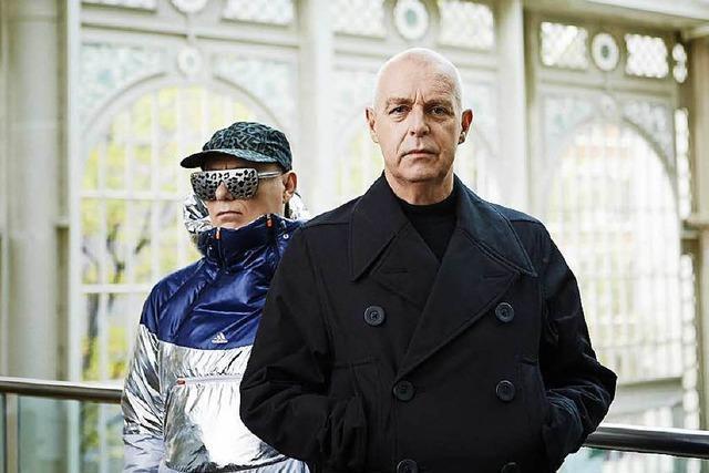 Neues Album der Pet Shop Boys ist kein großer Wurf