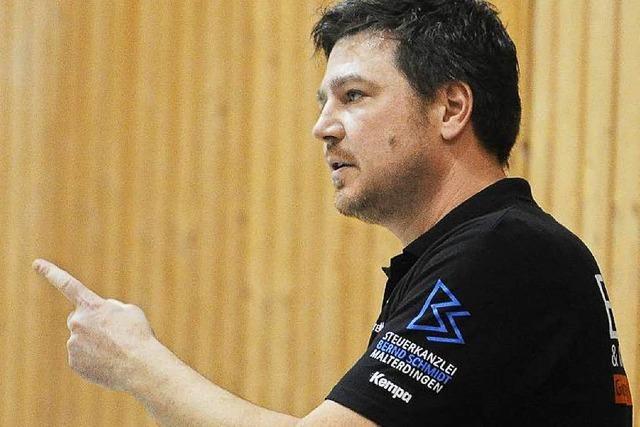 Marco Schiemann bei SG-Handballern freigestellt