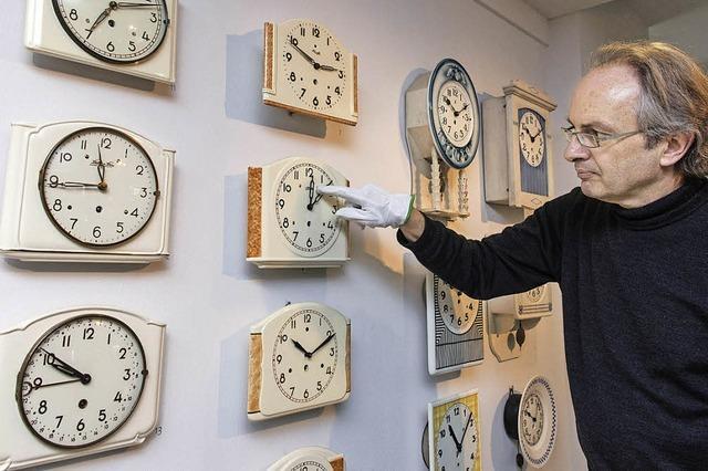 Uhrenmuseum in Furtwangen