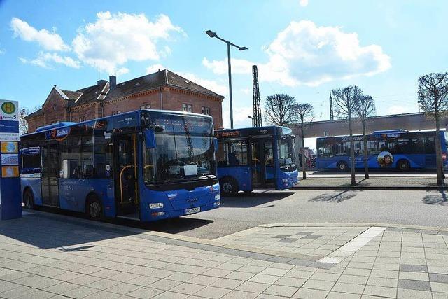 Stadtverwaltung ist für fünften Bus