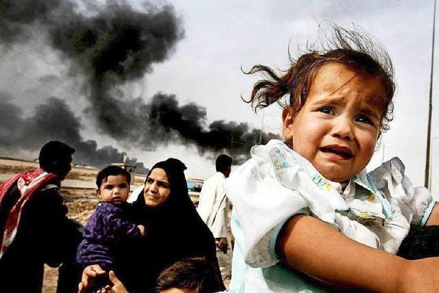 Psychologe: Traumatisierten Flüchtlingen Verständnis zeigen