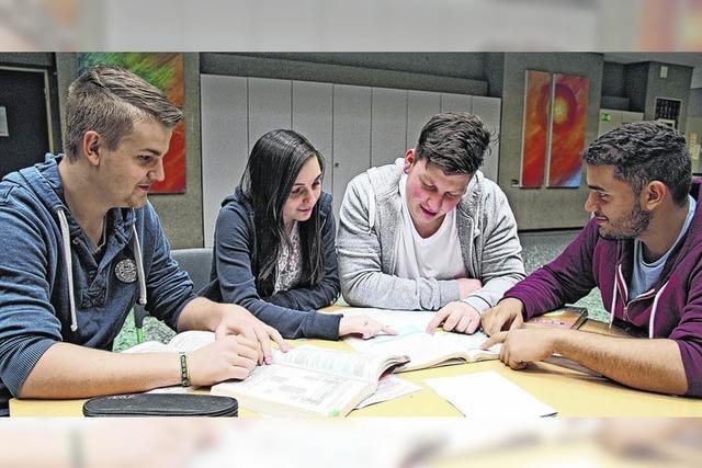 Deutsch-Abitur mit Klassikern