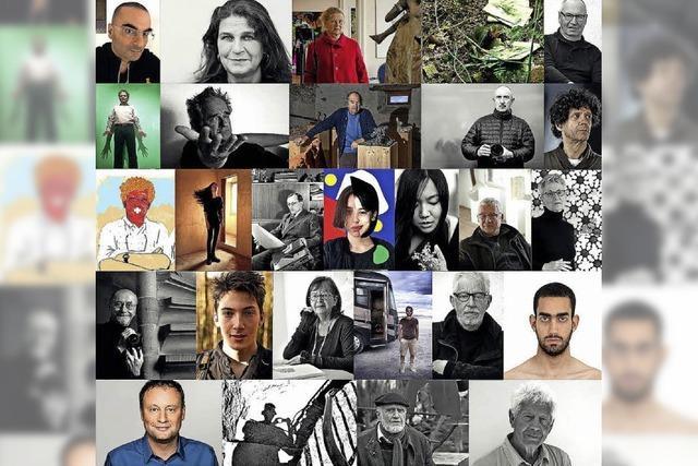 27 Künstler erweisen ihre Reverenz