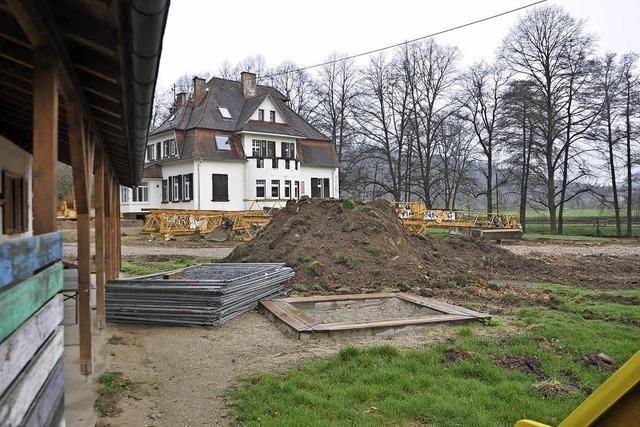 Villa Dornröschen: Anwohner ziehen vor Verwaltungsgerichthof