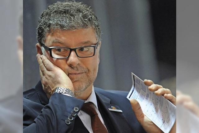 Pat Cortina wird wohl Trainer in Schwenningen