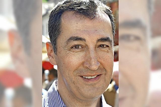 """Cem Özdemir: """"Das wäre ein Segen für unser Land"""""""