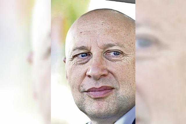 Chemie-Nobelpreisträger Stefan Hell erhält den