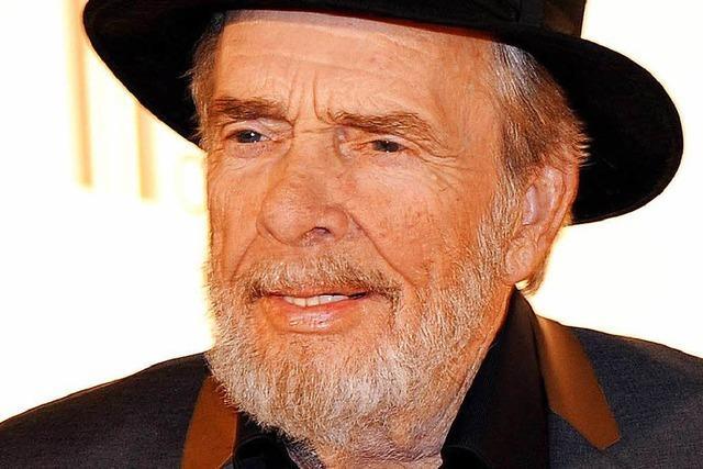 Country-Legende Merle Haggard gestorben