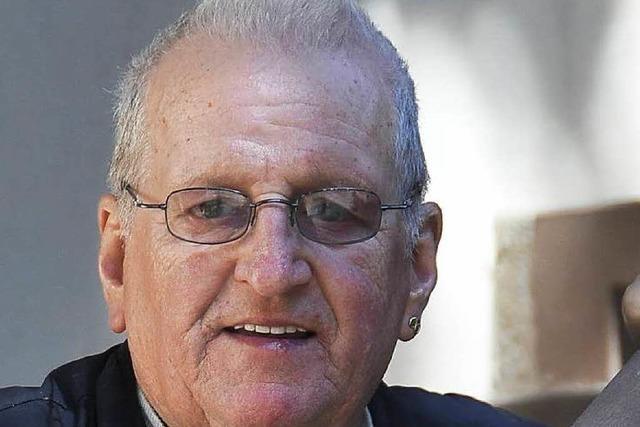 Abschied von einem Urgestein: Alfred Kalchthaler ist gestorben