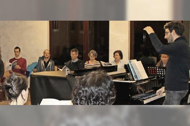 John Sheppard Ensemble in Freiburg