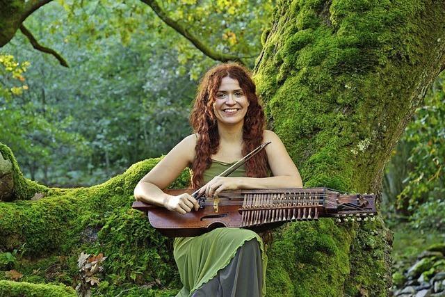 Weltmusik um spanische und euopäische Legenden im Klausenbauernhof