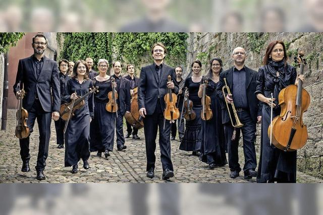 Musikalisches Märchen für die ganze Familie in Rheinfelden/Schweiz